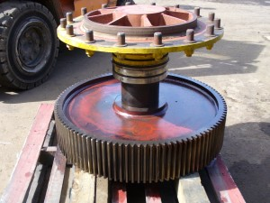 Large Gear Box repairs