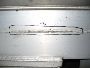 Chassis Crack Repairs