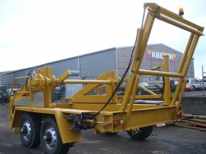 Cable Trailer 12 ton capacity