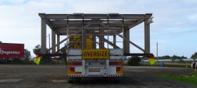 Freight Delivery of all oversize loads possible - Oversize Loads